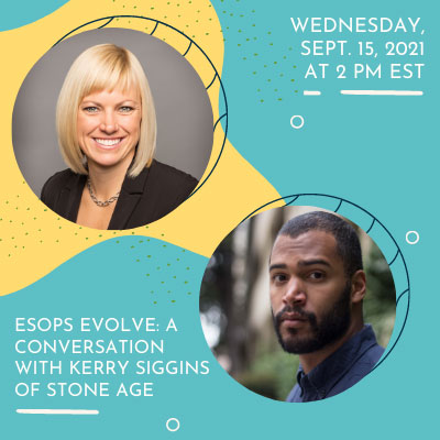 ESOPs Evolve: Conversation with Kerry Siggins of StoneAge